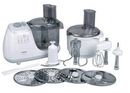 Kuchynský robot recenzie